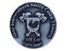 Kovový odznak odlévaný Sbor hasičů - srarozinek