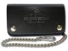 Kožená peněženka s ražbou loga Doly Bikers
