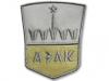 výroba nášivek - nášivka A3AK