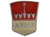 výroba nášivek - nášivka AzLk
