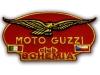 výroba nášivek - nášivka Moto Guzzi