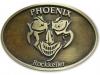 Odlévaná přezka staromosaz Phoenix