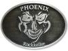 Odlévaná přezka starozinek Phoenix