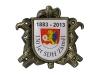 Odznak Hasiči s potiskem SDH Záměl