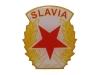 odznak s potiskem slavia