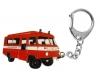 Kovový přívěsek Robur Feuerwehr 2