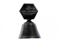 Kovový odlévaný zvonek Lars Jakobsen