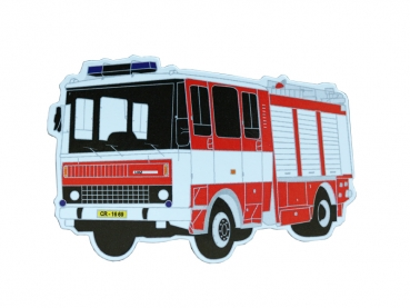 cas liaz 101 hasiči