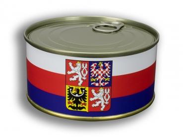 Český lev - plech