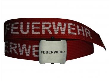 Výroba textilních opasků - Feuerwehr