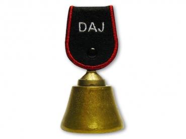 Kovový odlévaný zvonek DAJ