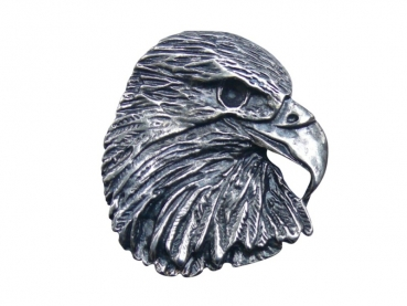 Kovový odznak odlévaný Orel druhý - nikl