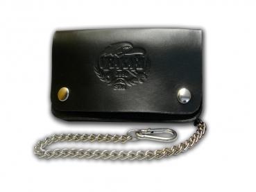 Kožená peněženka s ražbou Vrakaři
