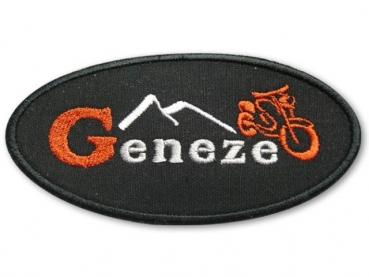 výroba nášivek - nášivka-Geneze