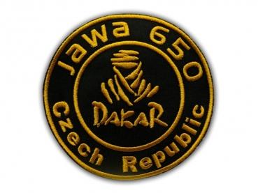 výroba nášivek - nášivka-Jawa-650