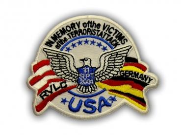 výroba nášivek - nášivka USA2
