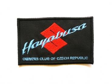 výroba nášivek - nášivka-Owners club
