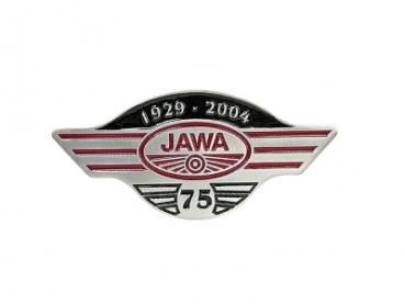 Odlévaná přezka Jawa 75
