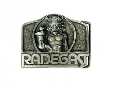 Odlévaná přezka Radegast