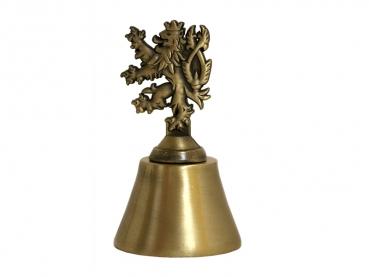 Odlévaný dárkový vánoční zvoneček