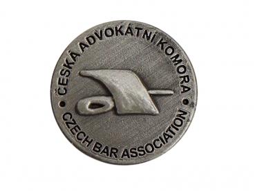odznak Advokátní komora starostříbro