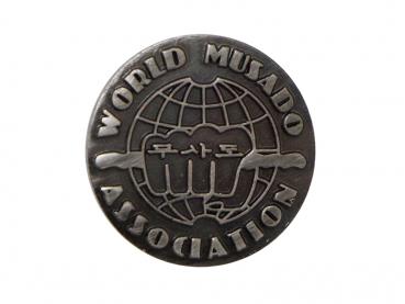 odznak Musado - staronikl