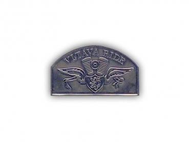 Kovový odznak odlévaný – staronikl