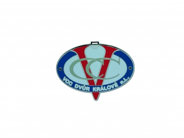 výroba odznaků - smaltovaný - nikl