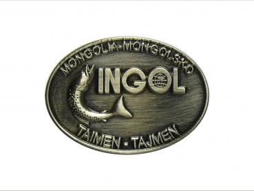 odznak staronikl ingol