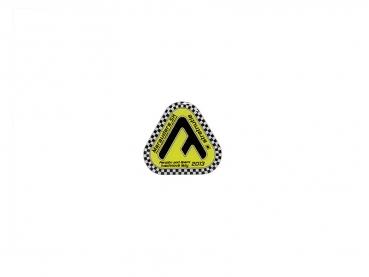 odznak s potiskem intruder