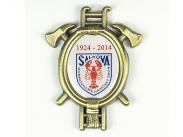 odznak sdh šalková