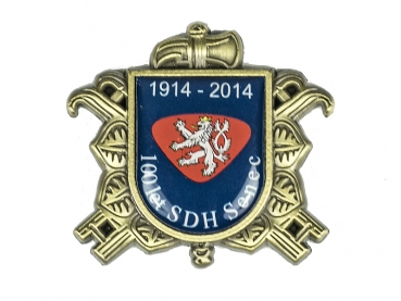 odznak sdh senec 2
