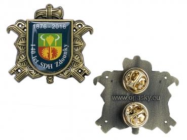 odznak SDH Zdounky 2