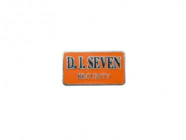 odznak smaltovany d i seven