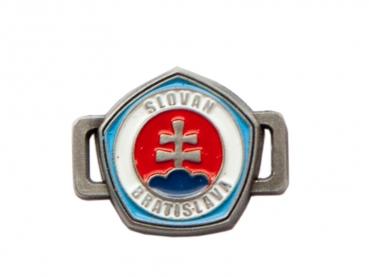 odznak smaltovany slovan - starostribro