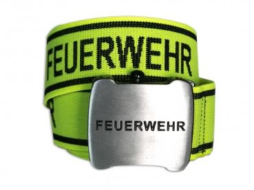 opasek textil feuerwehr elastický neononový