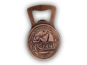 Výroba otvíráků na pivo - Kozel