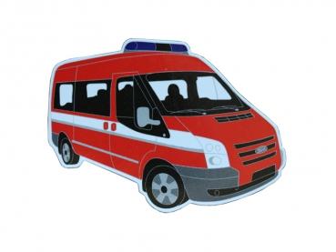 transit hasiči