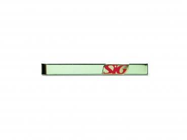 výroba manžetových knoflíčků a kravatových spon - zlatá