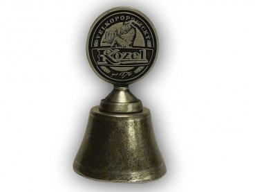 Odlévaný zvoneček - starozinek
