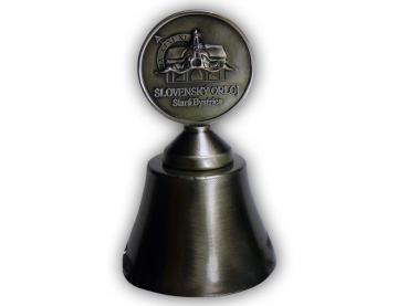 Odlévaný zvoneček - staronikl